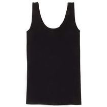 George Women's Scoop Tank Black XL