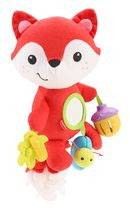 Fisher-Price Plush Activity Fox Toy