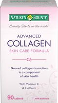Nature's Bounty Advanced Collagen Skin Care Formula, 90 Tablets