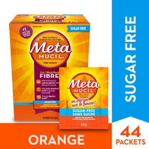 Metamucil Fibre Powder - Orange
