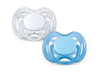 Philips AVENT Boys' BPA Free Freeflow Pacifier