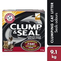 ARM & HAMMER™ Clump & Seal™ Multi-Cat Litter