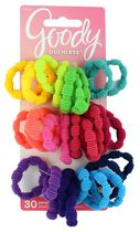 Goody Ouchless Ponytailers - Assorted
