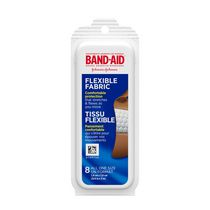 Band-Aid® Brand Flexible Fabric Travel Pack Adhesive Bandages