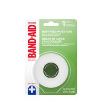 BAND-AID® First Aid Products Paper Tape