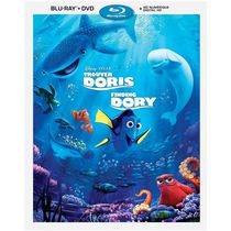 Finding Dory (Blu-ray + DVD + Digital HD) (Bilingual)