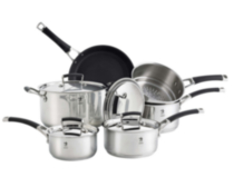 Henckels Synergy Cookware Set, 10 Piece