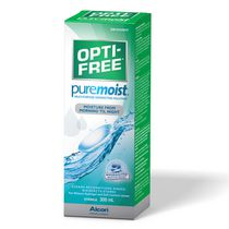 Opti Free Solution désinfectante polyvalente Pure Moist - stérile, 300 ml