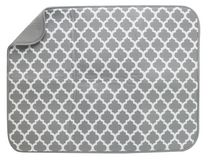 Schroeder & Tremayne Dish Drying Mat XL - Grey