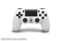 DUALSHOCK®4 Wireless Controller (Glacier White) (PS4)