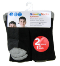 Growing Sock by Richelieu® Mi-jambe pour garçons