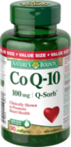 Nature's Bounty Co-Q10 100mg 90 gélules