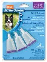 Hartz UltraGuard Flea & Tick Treatment for Dogs and Puppies 14 to 28 kg