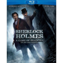 Sherlock Holmes: A Game Of Shadows (Blu-ray) (Bilingual)