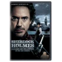 Sherlock Holmes: A Game Of Shadows (Bilingual)
