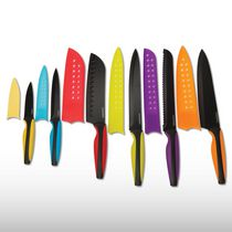 Paderno 6pc Non-stick Knife Set