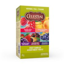 CELESTIAL SEASONINGS Assortiment de fruits 20 CT