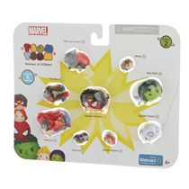 Marvel Tsum Tsum Female Power 9 Pack Figures