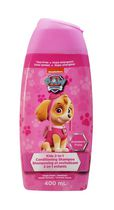 Nickelodeon Paw Patrol Girls' Strawberry Scent 2-in-1 Conditioning Shampoo