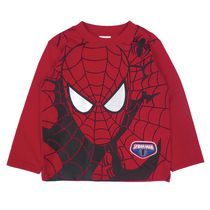 Marvels Spider Man Boys' Long Sleeve Tee 3T