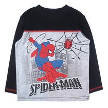 Marvels Spider Man Boys' Long Sleeve Tee 2T