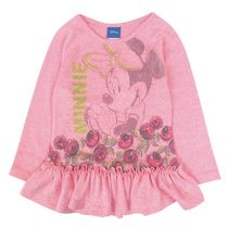 Disney Minnie Girls' Long Sleeve Tunic 4T