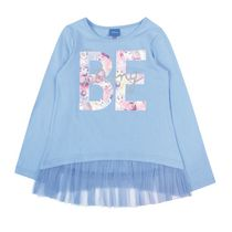 Disney Frozen Girls'  'Be Strong' Ruffle Top 6