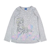 Disney Frozen Girls' Hacci Tunic Top 6X