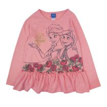 Disney Frozen Girls' Hacci Tunic Top 6
