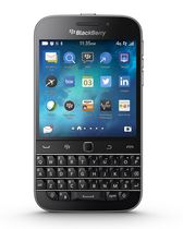 BlackBerry Classic 16GB Smartphone - Unlocked, Black
