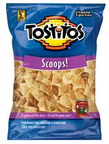 Tostitos® Scoops!® Premium White Corn Tortilla Chips