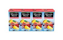Minute Maid Fruit Punch 4X200ml