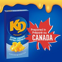 Kraft Extra Creamy Macaroni and Cheese