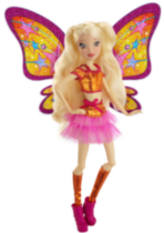 "Winx Club 11.5"" Deluxe Doll: Believix Stella"