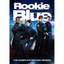 Rookie Blue Season 2 - DVD