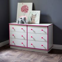 South Shore Logik 6-Drawer Double Dresser