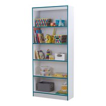 South Shore Axess Bookcase, 5-Shelf