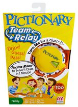 Jeu Pictionary Team Relay