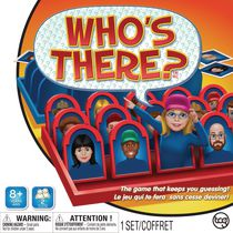 TCG Who's There Board Game