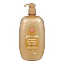 JOHNSON'S® Vanilla Oatmeal Baby Wash