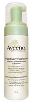 AVEENO® POSITIVELY RADIANT® Make-Up Removing Cleanser, 162 mL