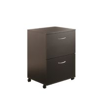 Nexera Essentials 2 Drawer Mobile File Cabinet #6093