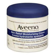 Aveeno® Active Naturals® Skin Relief Moisturizing Cream