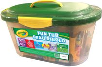 Crayola Boys' Fun Art Tub