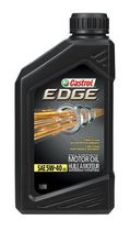 Castrol EDGE Synthetic 5W40 Oil - Pack of 6