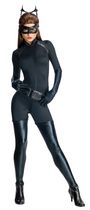 Costume Adult Catwoman Deluxe Medium