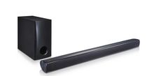 LG 120W 2.1ch Sound Bar with Subwoofer (NB2540)