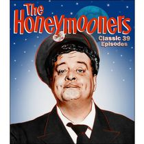 The Honeymooners: Classic 39 Episodes (Blu-ray)
