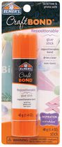 Craftbond Repositionable Glue Stick