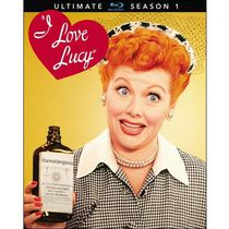 I Love Lucy: The Ultimate Season One (Blu-ray)